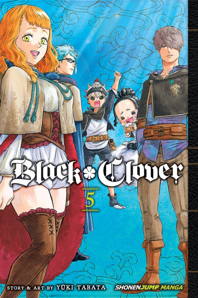 Black Clover TP Vol. 05