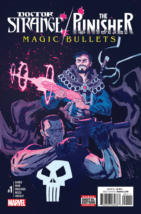 Doctor Strange/Punisher: Magic Bullets (2016) #01