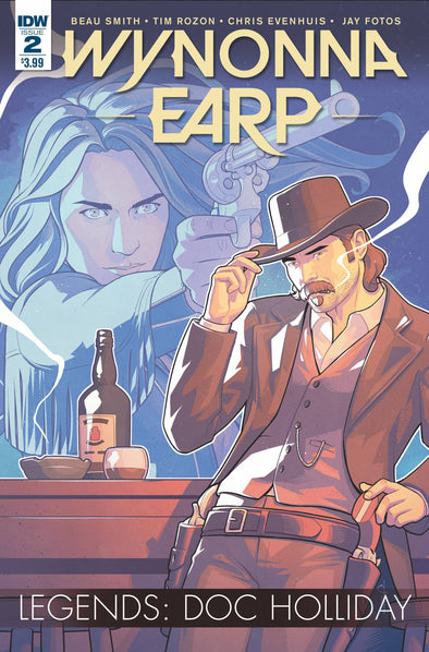 Wynonna Earp: Legends Doc Holiday (2017) #02