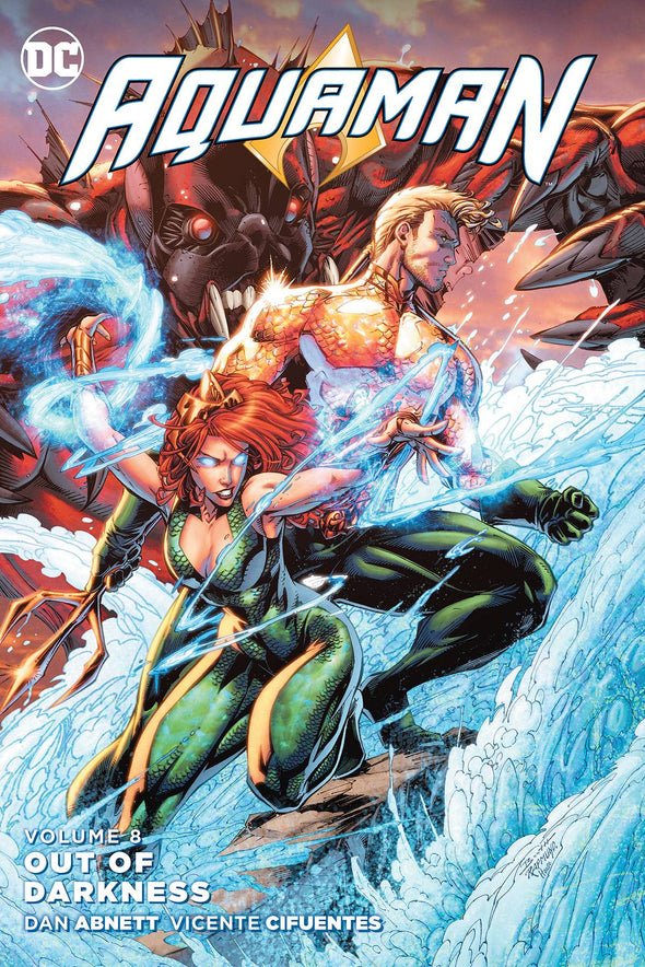 Aquaman (2011) TP Vol. 08: Out of Darkness