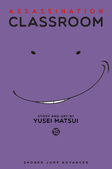 Assassination Classroom TP Vol. 15