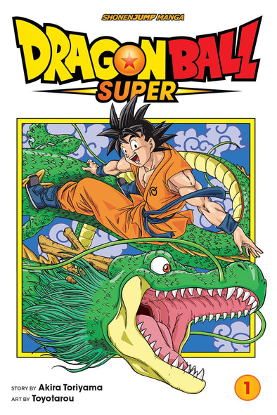 Dragon Ball Super TP Vol. 01