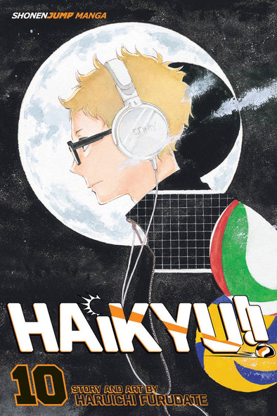 Haikyu TP Vol. 10