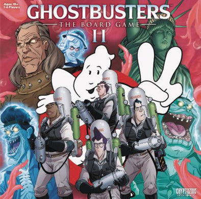 Ghostbusters Board Game II