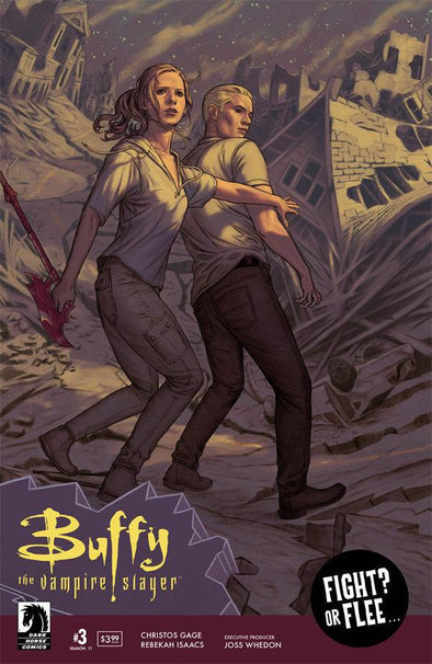 Buffy the Vampire Slayer: Season 11 (2016) #03