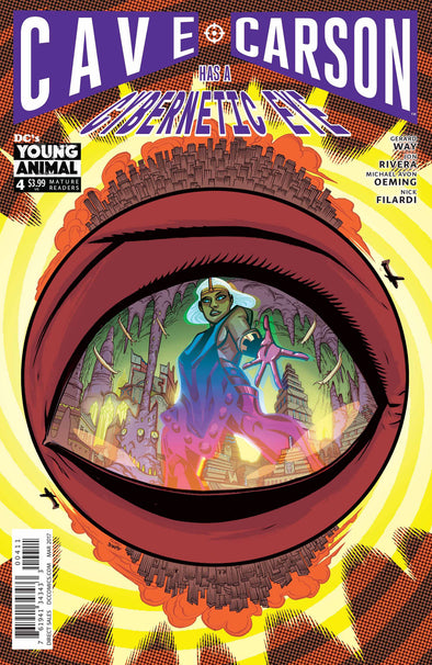 Cave Carson Has a Cybernetic Eye (2016) #04