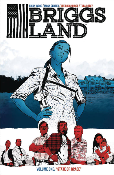 Briggs Land TP Vol. 01: State of Grace