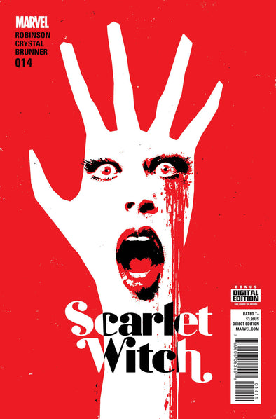 Scarlet Witch (2015) #14