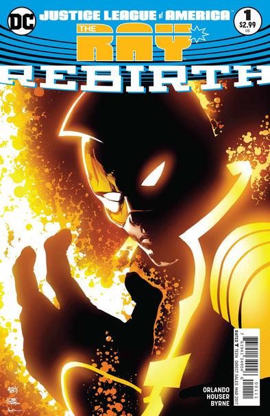 Justice League of America: The Ray Rebirth (2017) #01