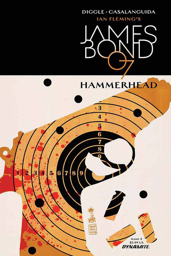 James Bond Hammerhead (2016) #04