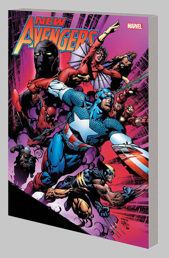 New Avengers By Bendis Complete Collection TP Vol. 02