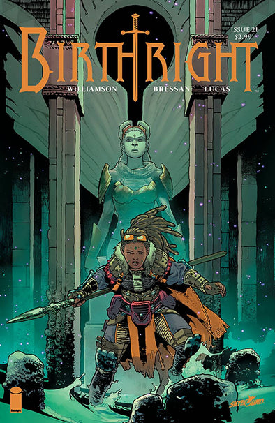 Birthright (2014) #21