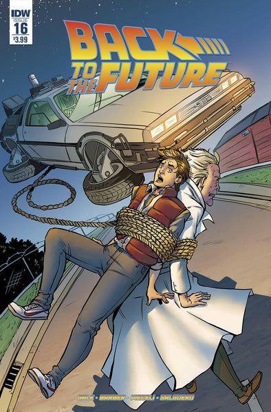 Back to the Future (2015) #16