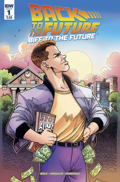 Back to the Future: Biff to the Future (2017) #01
