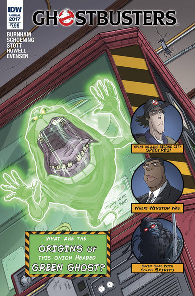 Ghostbusters Annual (2017) #01