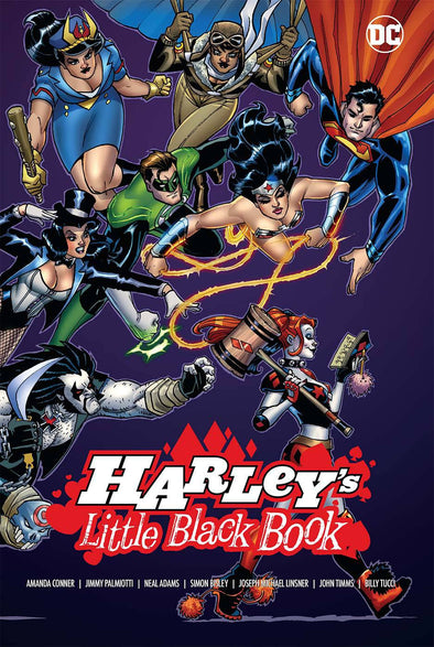 Harley's Little Black Book HC