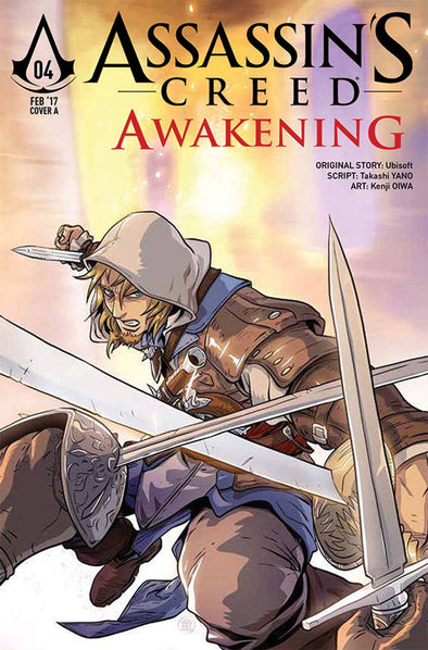 Assassin's Creed: Awakening (2016) #04 (Andie Tong Variant)