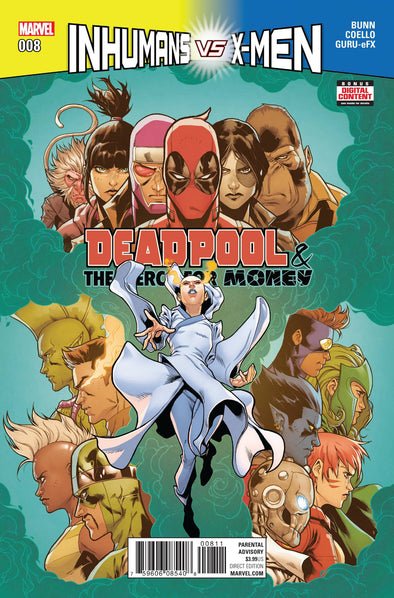 Deadpool and The Mercs For Money Vol. 02 (2016) #08