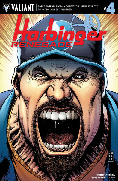 Harbinger: Renegade (2016) #04