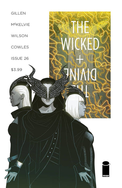 Wicked & Divine (2014) #26