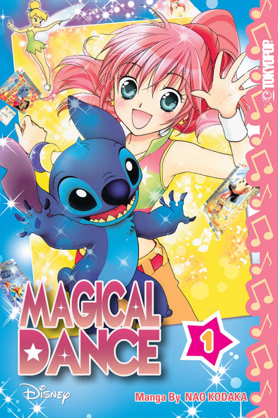 Magical Dance TP Vol. 01