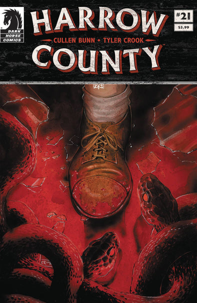 Harrow County (2015) #21