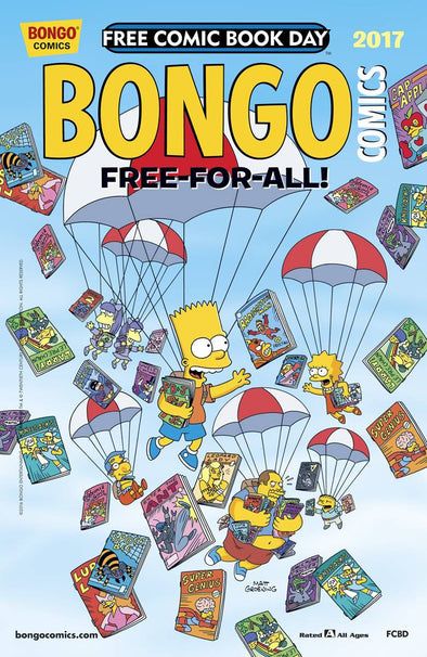 FCBD 2017 Bongo Free-For-All