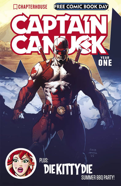FCBD 2017 Chapterhouse Captain Canuck