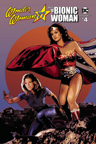 Wonder Woman '77 Meets The Bionic Woman #04