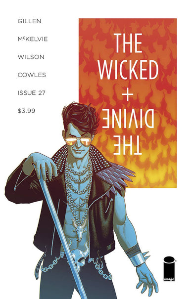 Wicked & Divine (2014) #27