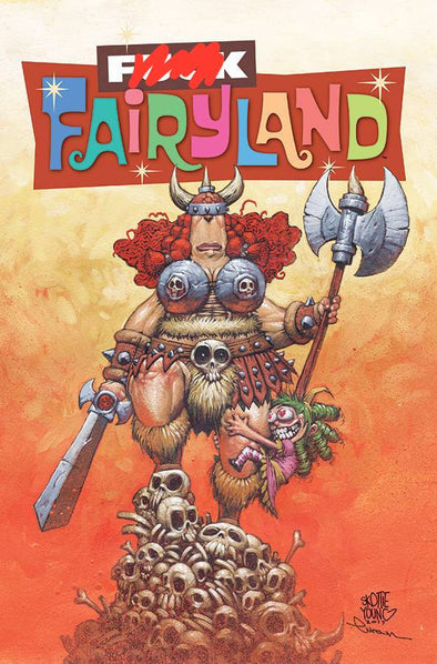 I Hate Fairyland (2015) #11 (F**K Fairyland Variant)