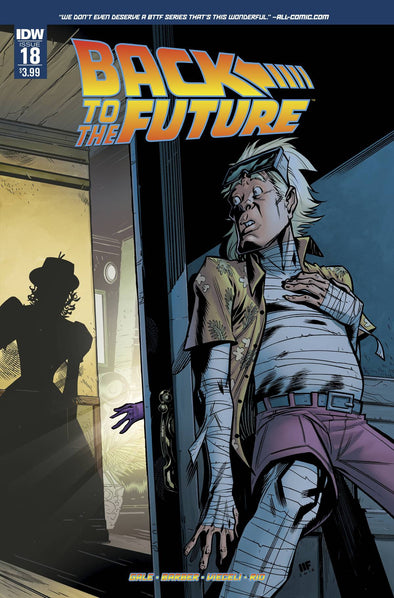 Back to the Future (2015) #18