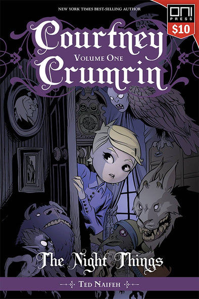Courtney Crumrin TP Vol. 01: Night Things