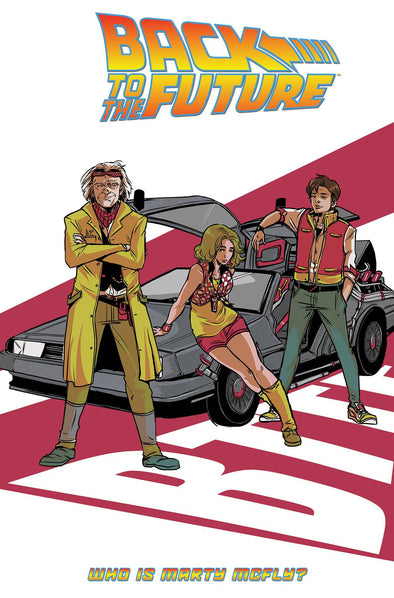 Back to the Future TP Vol. 03: Who is Marty McFly