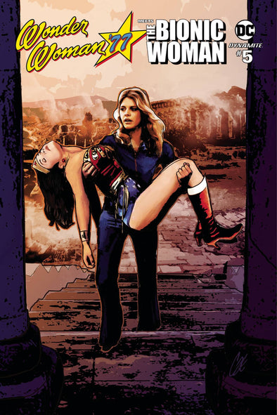 Wonder Woman '77 Meets The Bionic Woman #05