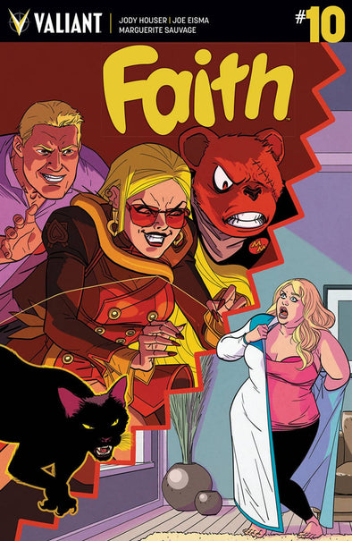 Faith (ONGOING 2016) #10