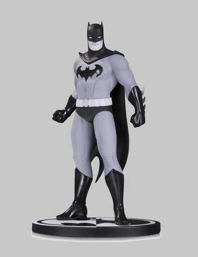 Batman Black & White Statue: Batman by Amanda Conner