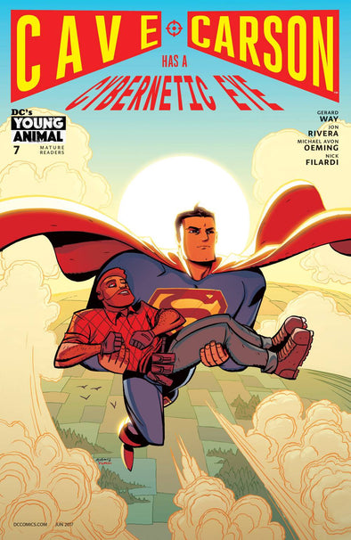 Cave Carson Has a Cybernetic Eye (2016) #07