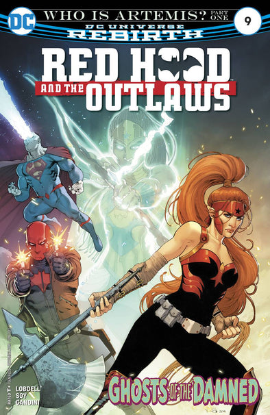 Red Hood and the Outlaws (2016) #09