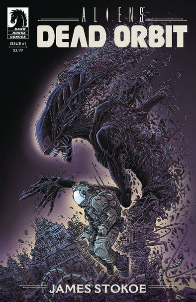 Aliens Dead Orbit (2017) #01