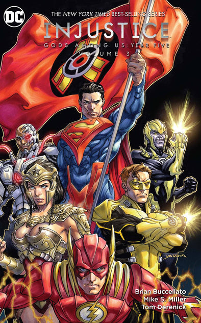 Injustice: Gods Among Us HC: Year 05 Vol. 03