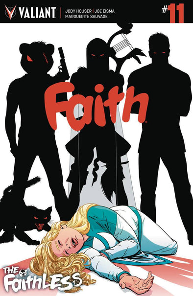 Faith (ONGOING 2016) #11