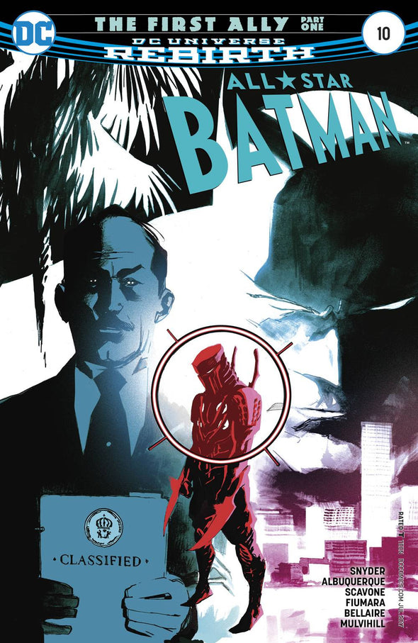 All-Star Batman (2016) #10