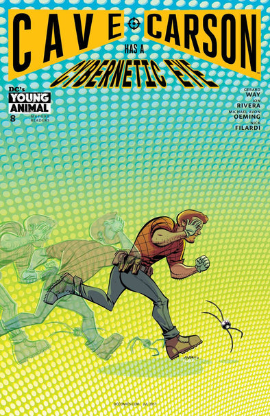 Cave Carson Has a Cybernetic Eye (2016) #08