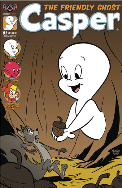 Casper The Friendly Ghost (2019) #01