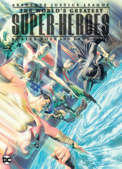 Absolute Justice League: Worlds Greatest Superhero HC