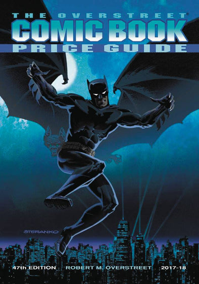Overstreet Comic Book Price Guide TP Vol. 47 (Steranko Batman Cover)