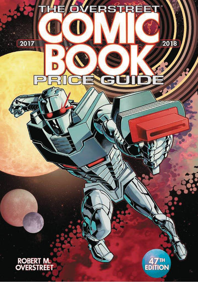 Overstreet Comic Book Price Guide TP Vol. 47 (ROM Cover)