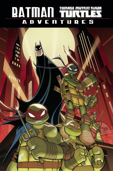Batman/TMNT Adventures TP