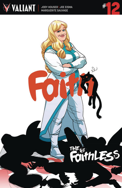 Faith (ONGOING 2016) #12